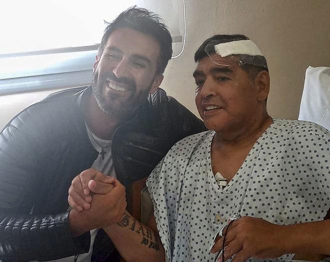 Nghi án cái chết của Maradona: Bác sĩ riêng bị điều tra trọng tội - Ảnh 1.