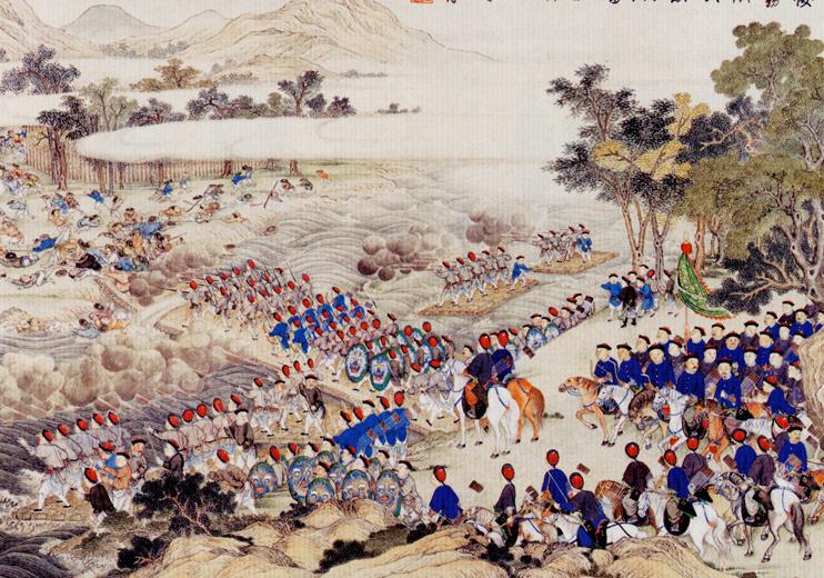 200.000 quân Thanh xâm chiếm Đại Việt, chỉ 50 tên tháo chạy trở về - Ảnh 7.