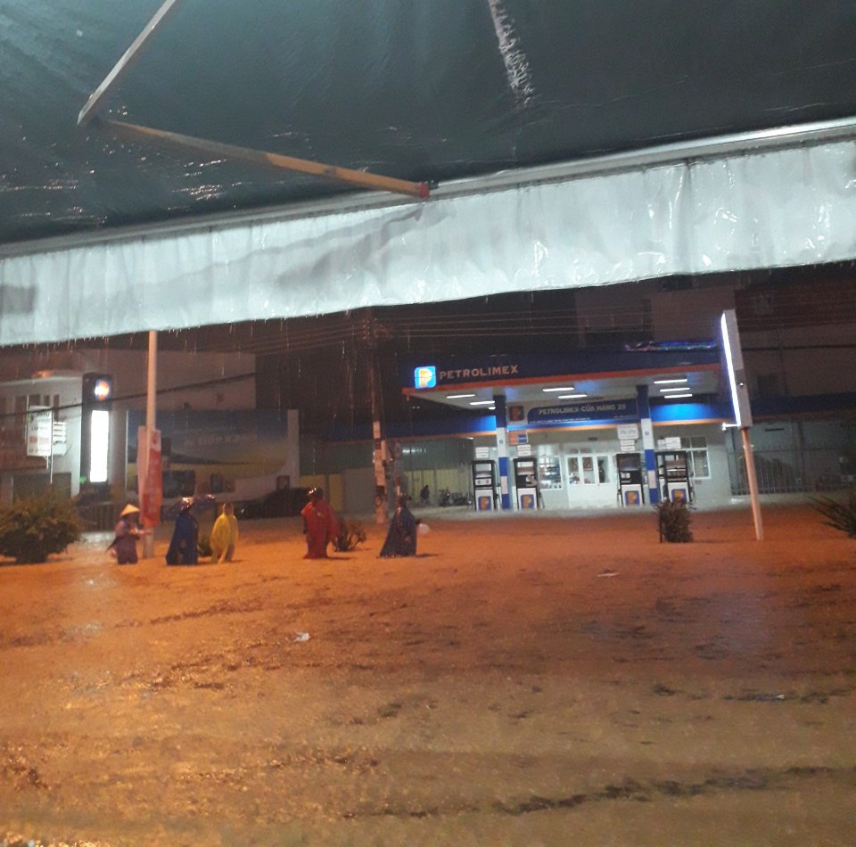 Khánh Hòa: Mưa lớn, 2 người chết và mất tích - Ảnh 1.