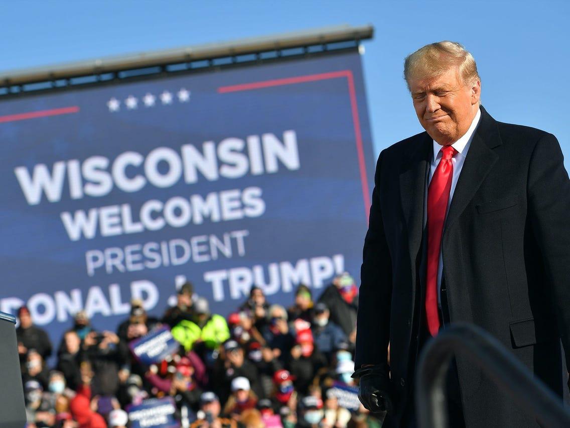 Cú sốc cuối cùng của Trump ở Wisconsin  - Ảnh 1.