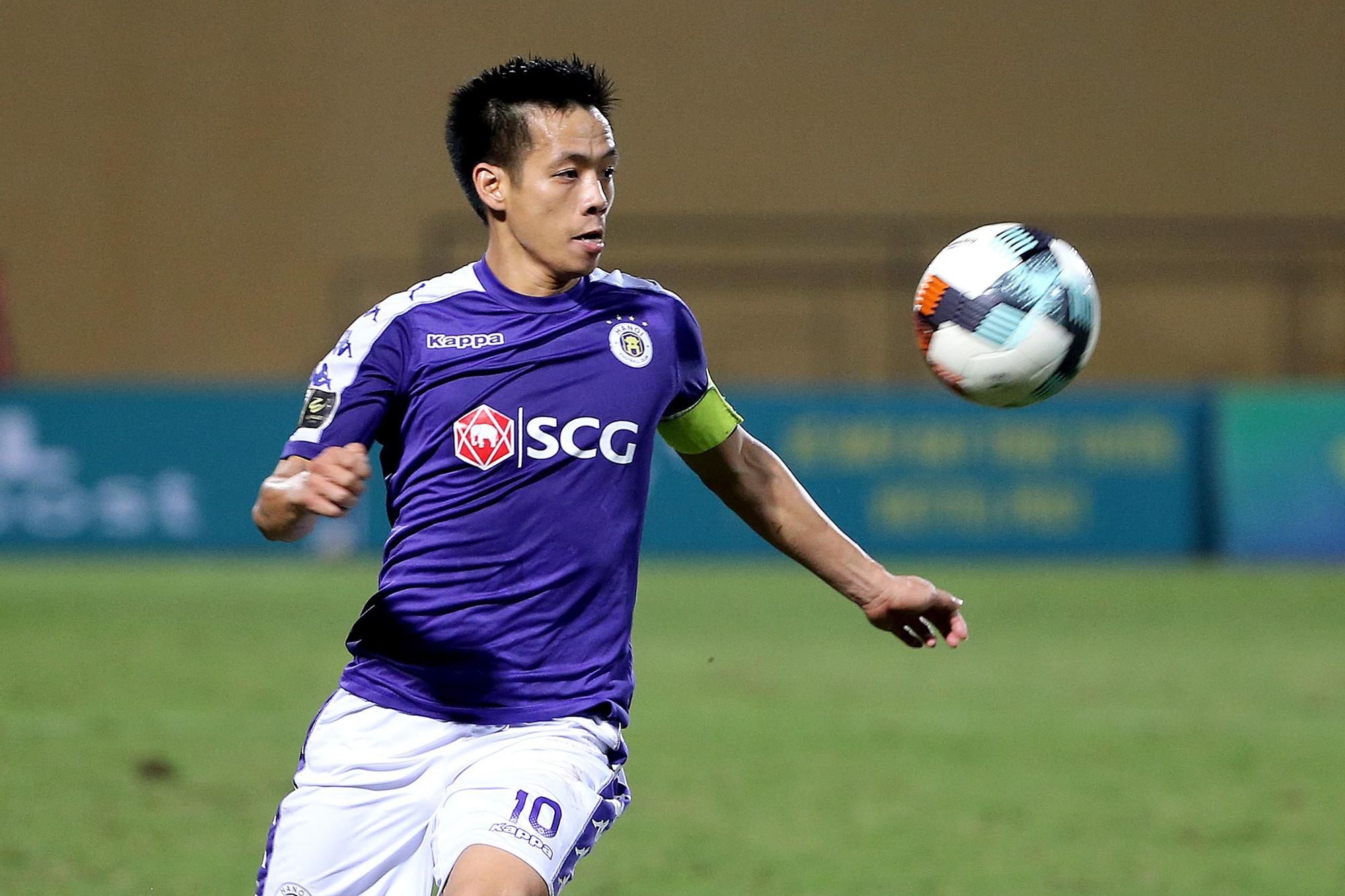 Văn Quyết luôn chứng tỏ được vị thế trong lối chơi của Hà Nội FC trong khoảng 10 năm qua.