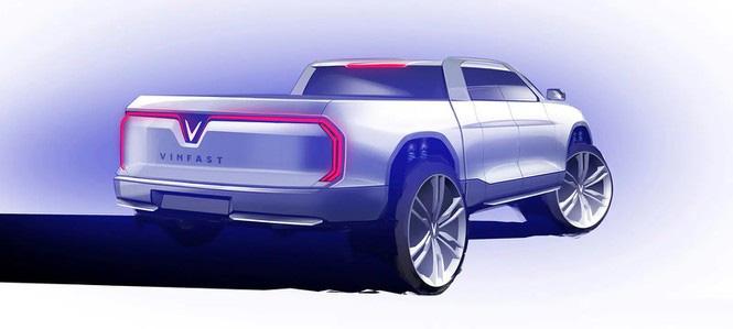VinFast của tỷ phú Phạm Nhật Vượng sắp chế tạo xe bán tải? - Ảnh 4.