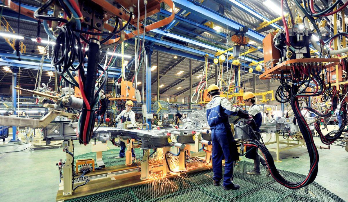 """Lý do ADB """"cộng điểm"""" cho dự báo tăng trưởng kinh tế Việt Nam - Ảnh 1."""