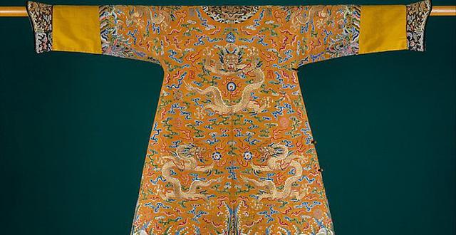 Bí mật động trời về 9 con rồng trên long bào của hoàng thượng - Ảnh 4.