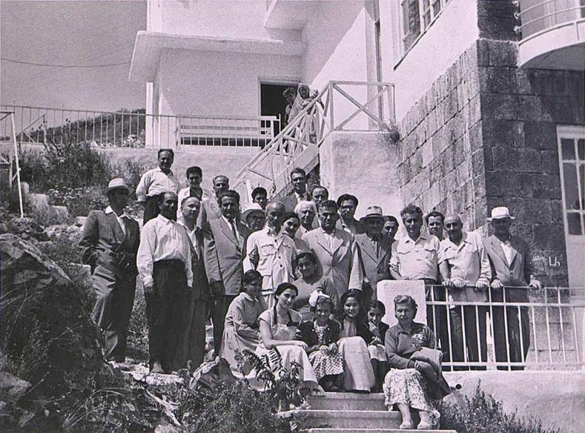 Loạt ảnh quý hiếm về Chủ tịch Hồ Chí Minh thăm Armenia - Ảnh 6.