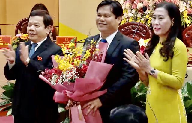 Quảng Ngãi: Có Phó Chủ tịch UBND tỉnh mới  - Ảnh 2.