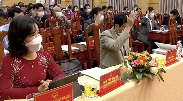 Quảng Ngãi: Có Phó Chủ tịch UBND tỉnh mới  - Ảnh 1.