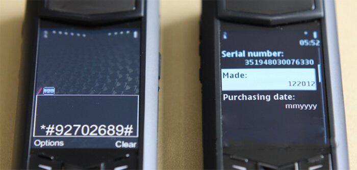 Siêu điện thoại Vertu có ngôn ngữ tiếng Việt không? - Ảnh 3.
