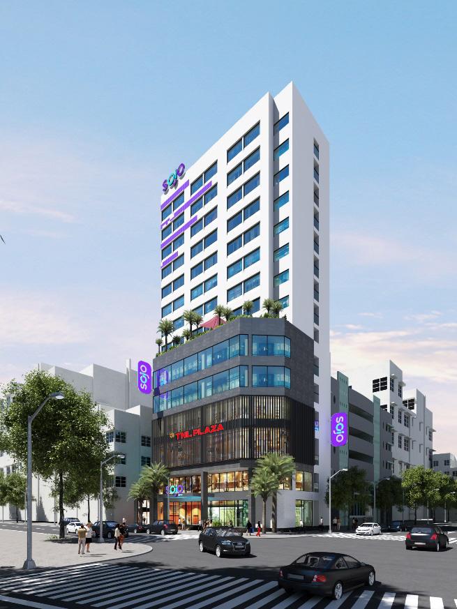Đồng loạt ra mắt 3 tổ hợp TNL Plaza tại Nam Định, Thái Bình, Bắc Giang - Ảnh 1.