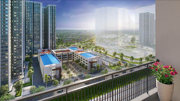 Mở bán Grand Sapphire 3 – tòa căn hộ xanh bậc nhất của Vinhomes Smart City - Ảnh 3.