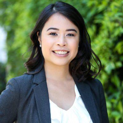 Chân dung nữ thị trưởng gốc Việt 25 tuổi xinh đẹp ở California - Ảnh 1.