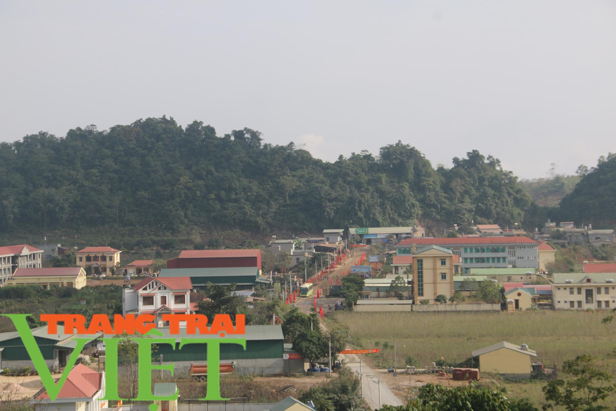 Sơn La: Công bố xã Tân Lập cán đích nông thôn mới  - Ảnh 1.