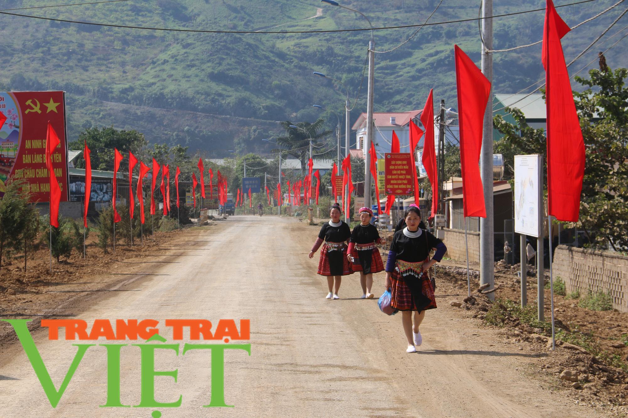 Sơn La: Công bố xã Tân Lập cán đích nông thôn mới  - Ảnh 4.