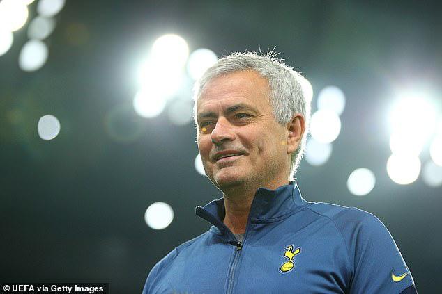 Mourinho đã tạo được niềm tin lớn ở Tottenham.