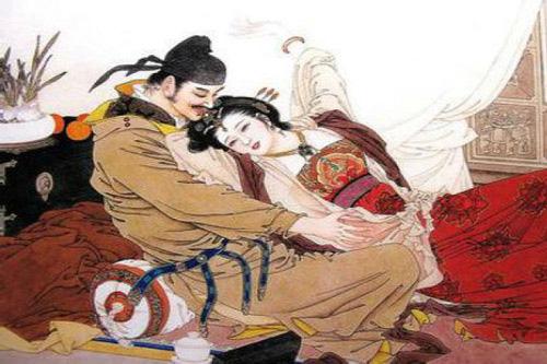 Giai thoại về vị hoàng đế Trung Hoa nổi tiếng cuồng si - Ảnh 1.