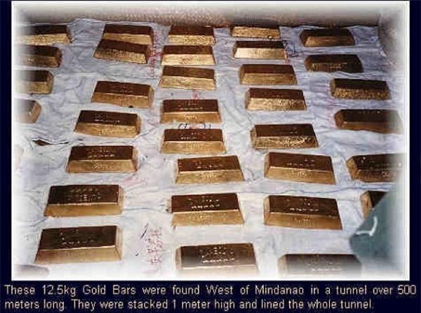 Bí ẩn kho báu 16 tấn vàng chôn ở sa mạc biến mất kỳ lạ - Ảnh 2.
