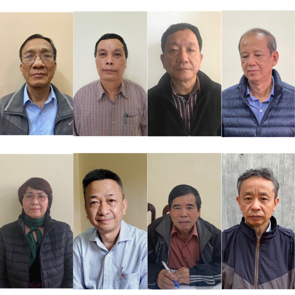 Khởi tố 14 bị can liên quan trong vụ án gang thép Thái Nguyên - Ảnh 1.