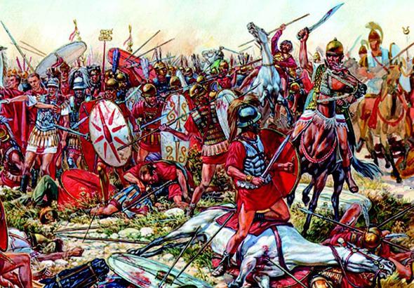 5 trận chiến đơn lẻ đẫm máu nhất lịch sử nhân loại: Xác người chất đống - Ảnh 2.