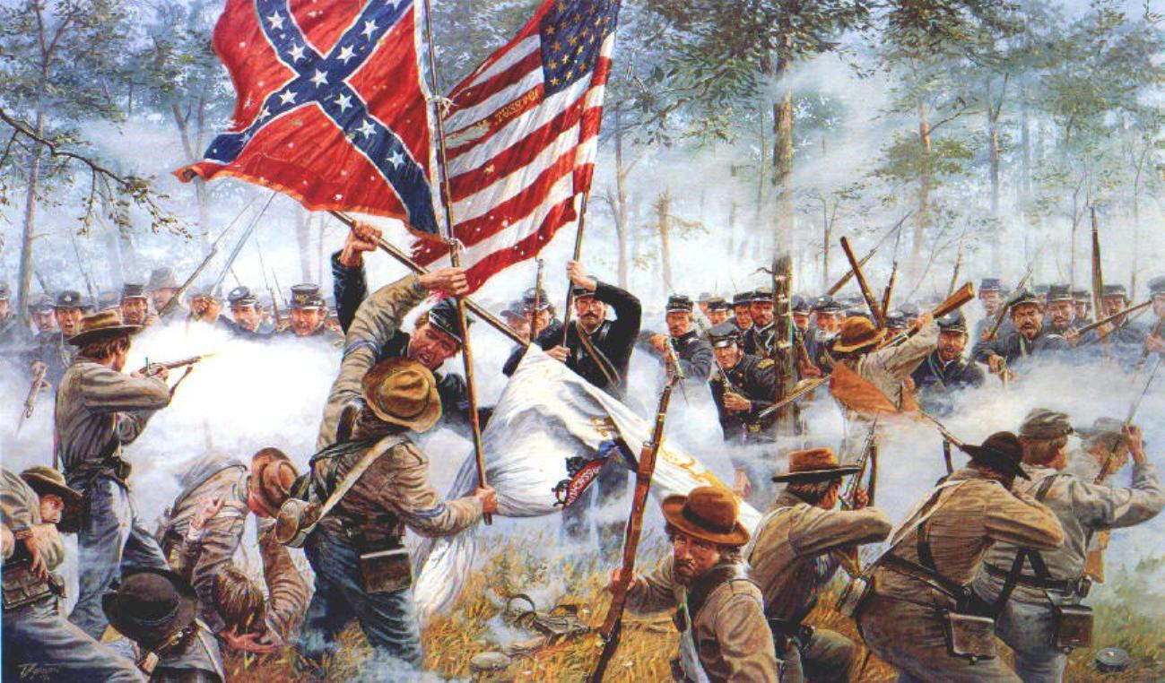 5 trận chiến đơn lẻ đẫm máu nhất lịch sử nhân loại: Xác người chất đống - Ảnh 1.