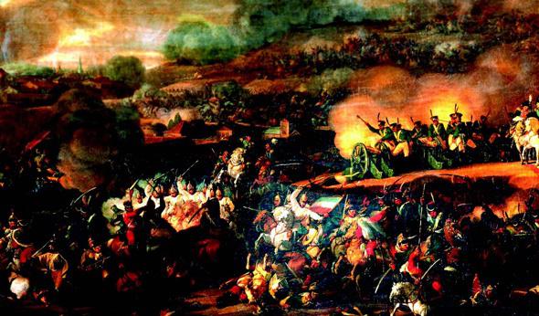 5 trận chiến đơn lẻ đẫm máu nhất lịch sử nhân loại: Xác người chất đống - Ảnh 4.