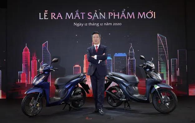 """""""Xe của chị em"""" Honda Vision 2021 ra mắt, """"chiều"""" cả nam giới - Ảnh 1."""