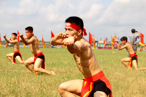 """Bí ẩn môn võ Việt chuyên """"trị"""" võ Trung Quốc - Ảnh 3."""