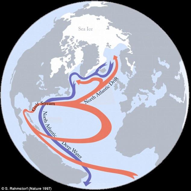 """""""Ngày Tận thế"""" trở thành sự thật: Đại dương tê liệt, đưa Trái đất trở về Kỷ Băng hà? - Ảnh 2."""