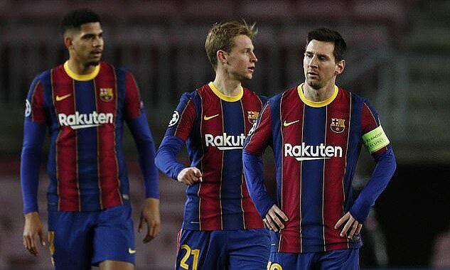 """18 giờ chiều nay (14/12), bốc thăm vòng 1/8 Champions League: Barca """"nín thở"""" - Ảnh 2."""