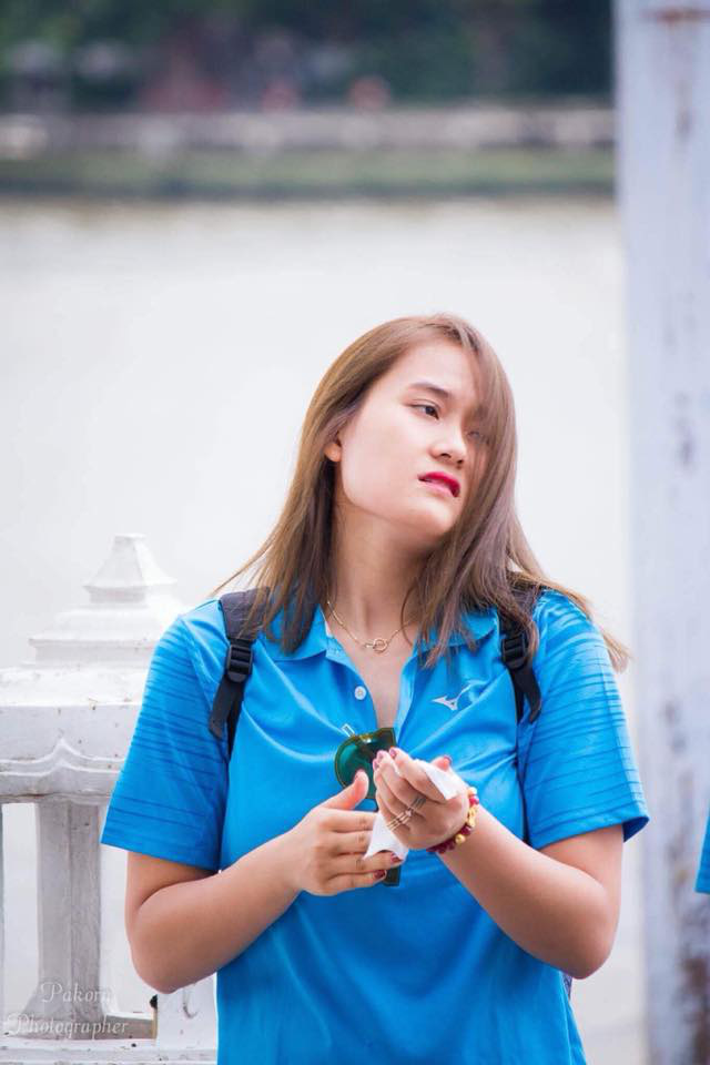 Ngẩn ngơ trước nhan sắc 10 hotgirl của CLB Thông tin Liên Việt Posbank - Ảnh 8.