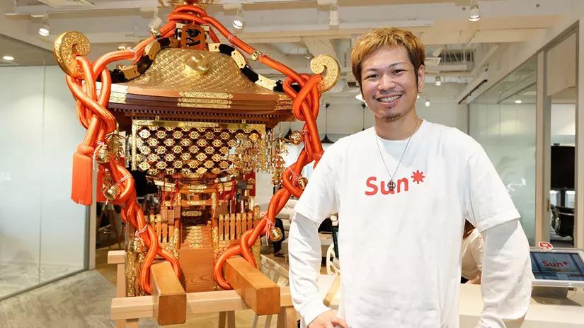 Câu chuyện về startup 100 tỷ yen của Nhật Bản có vị CEO đi lên từ đường phố - Ảnh 1.