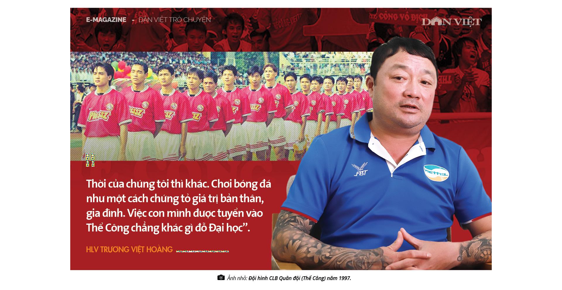 """Cựu danh thủ Thể Công Trương Việt Hoàng và hành trình tìm lại """"Cơn lốc đỏ"""" - Ảnh 5."""
