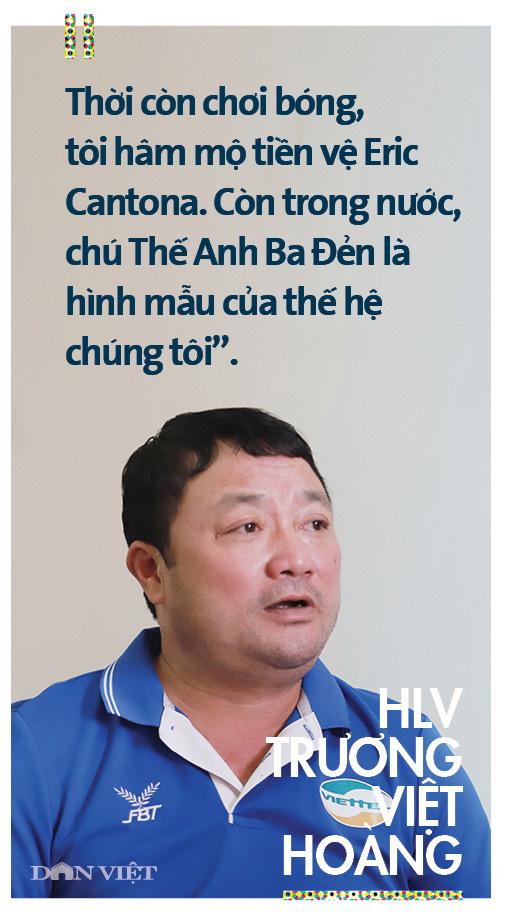 """Cựu danh thủ Thể Công Trương Việt Hoàng và hành trình tìm lại """"Cơn lốc đỏ"""" - Ảnh 6."""