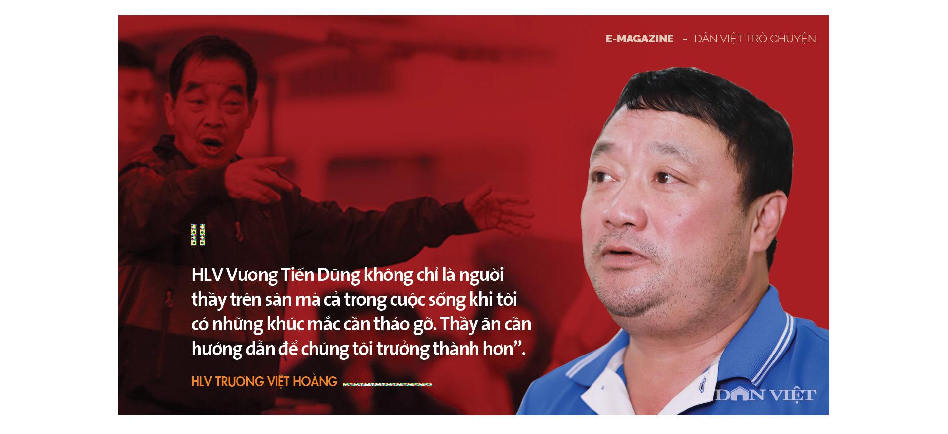 """Cựu danh thủ Thể Công Trương Việt Hoàng và hành trình tìm lại """"Cơn lốc đỏ"""" - Ảnh 9."""
