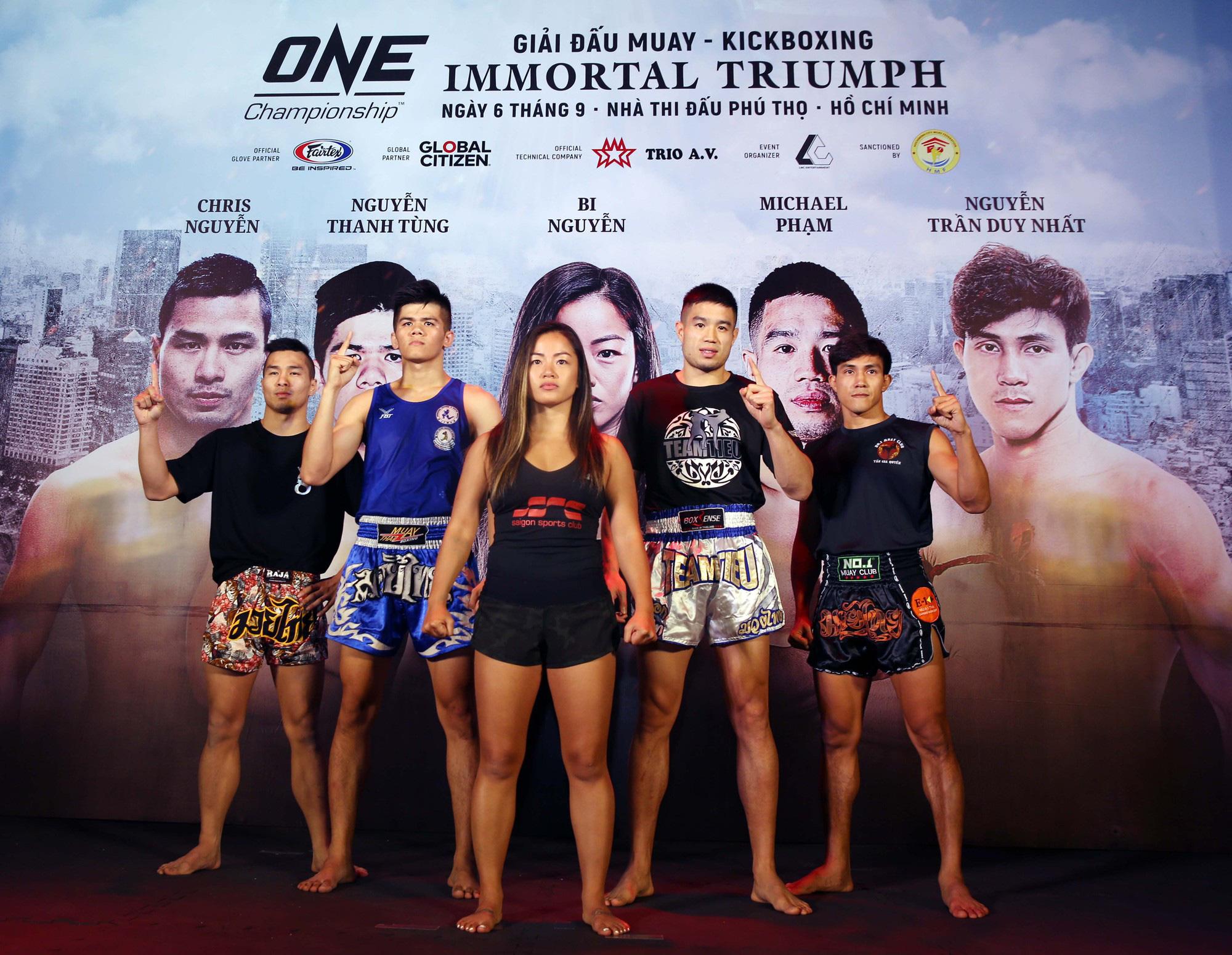 Nguyễn Trần Duy Nhất: Chờ đợi cơ hội đến với MMA  - Ảnh 1.