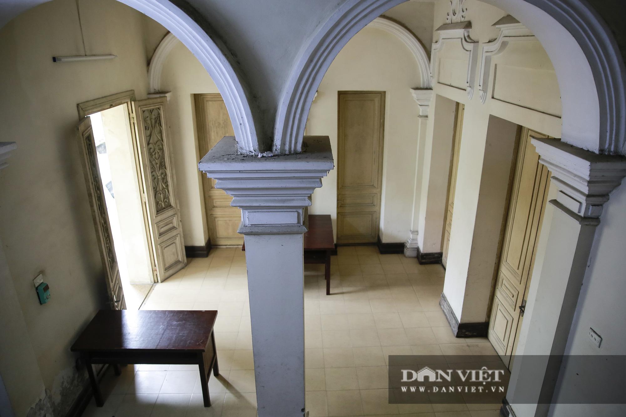 Khám phá dinh thự thứ 8 rộng 2000m2 của vua Bảo Đại tại Hà Nội - Ảnh 10.