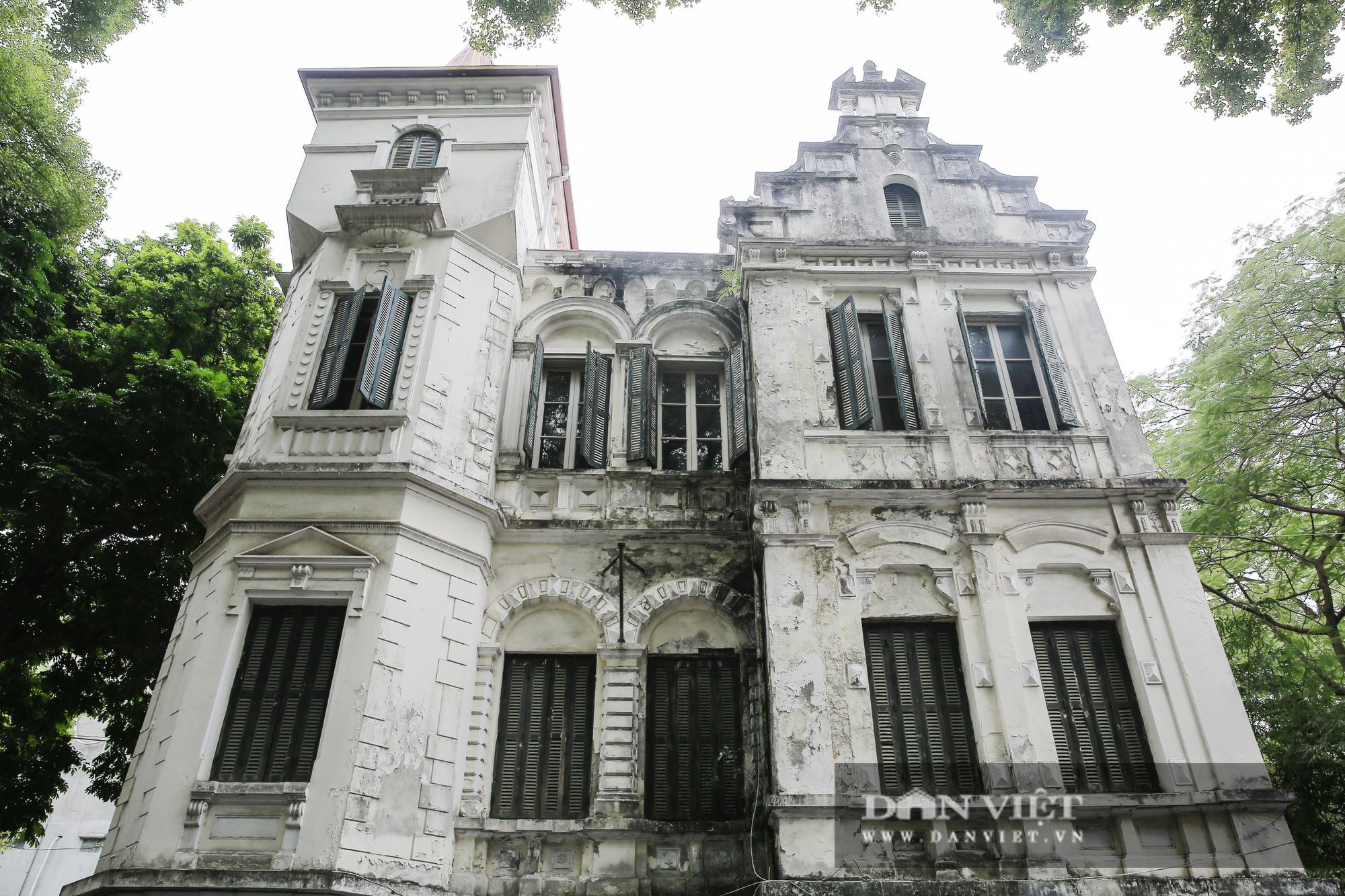 Khám phá dinh thự thứ 8 rộng 2000m2 của vua Bảo Đại tại Hà Nội - Ảnh 2.