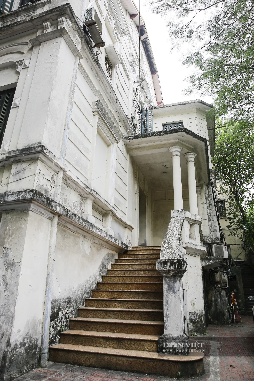 Khám phá dinh thự thứ 8 rộng 2000m2 của vua Bảo Đại tại Hà Nội - Ảnh 3.