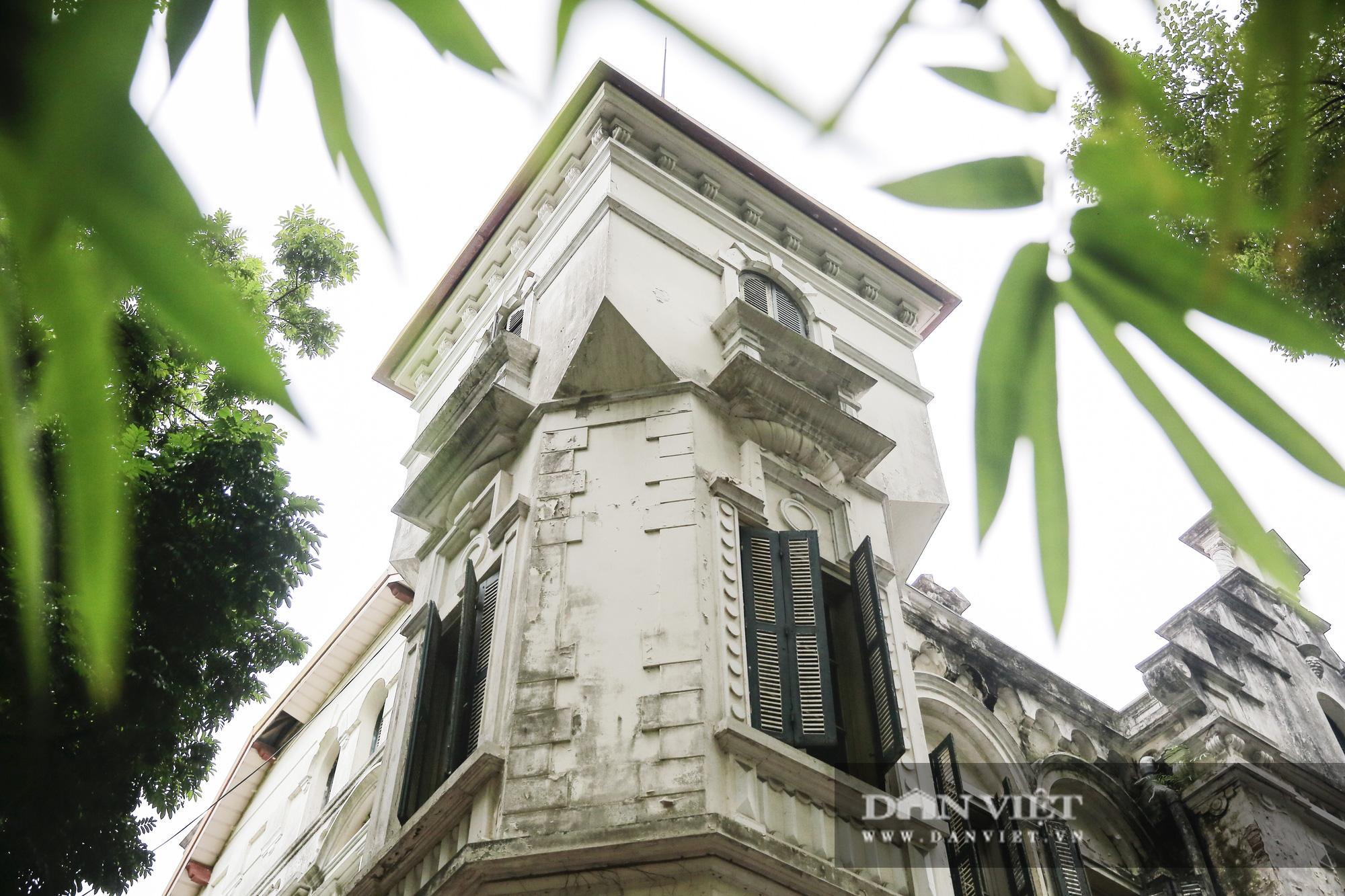 Khám phá dinh thự thứ 8 rộng 2000m2 của vua Bảo Đại tại Hà Nội - Ảnh 4.