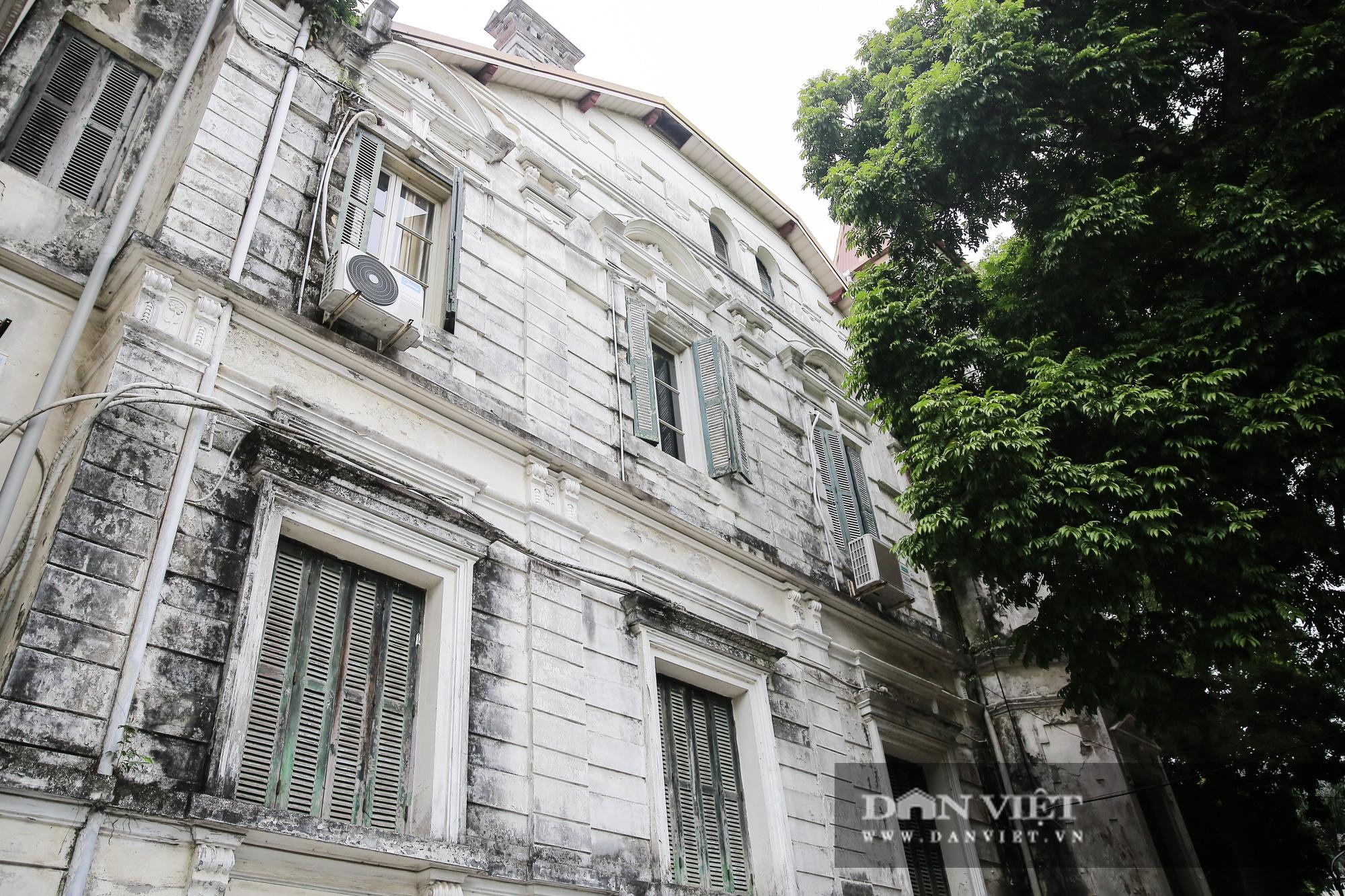 Khám phá dinh thự thứ 8 rộng 2000m2 của vua Bảo Đại tại Hà Nội - Ảnh 5.
