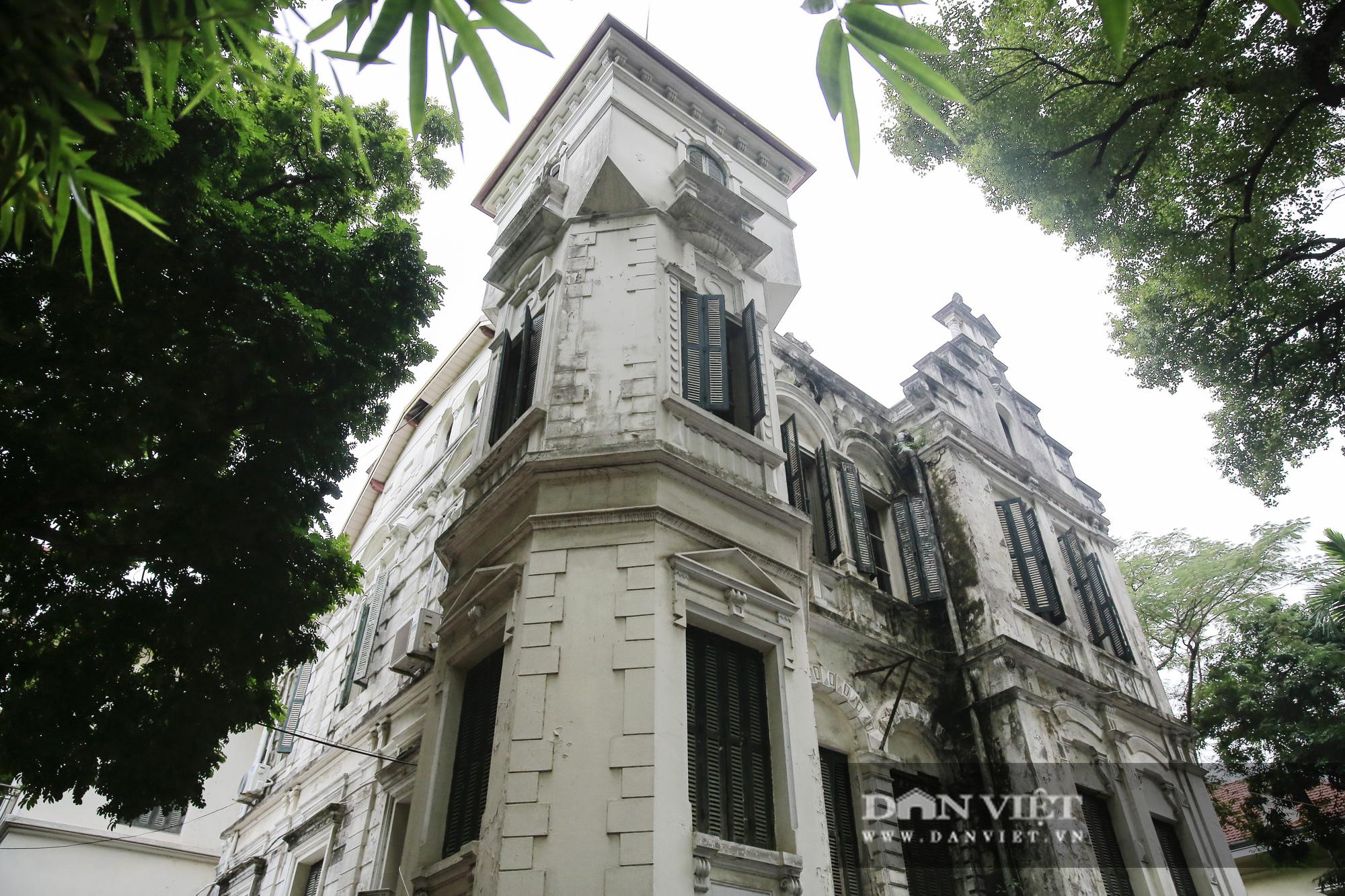 Khám phá dinh thự thứ 8 rộng 2000m2 của vua Bảo Đại tại Hà Nội - Ảnh 9.
