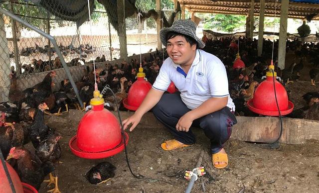 """Bình Định thống nhất đề nghị tặng Huân chương Lao động hạng Ba cho nông dân nuôi gà số lượng """"khủng"""" - Ảnh 2."""