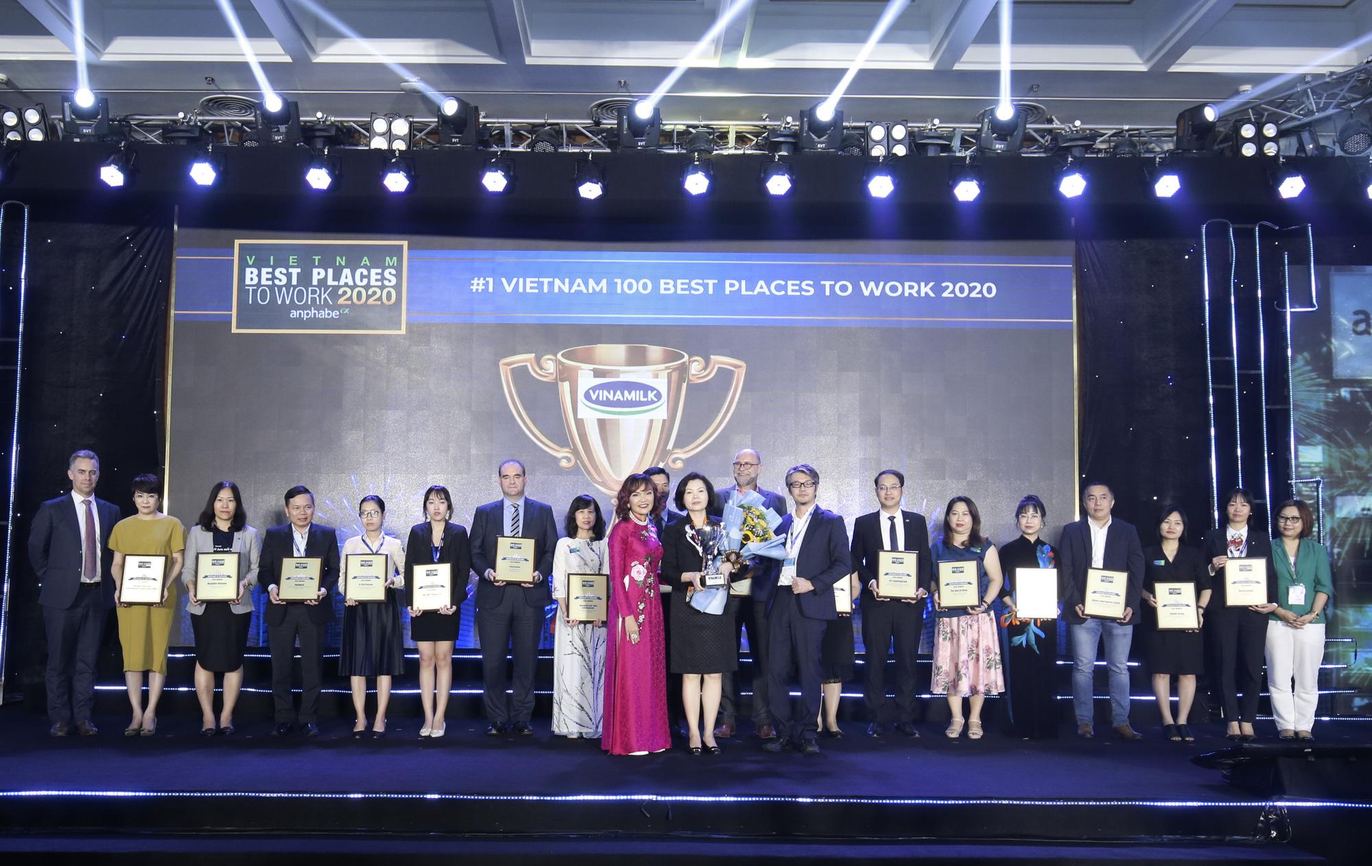 Vinamilk vững vàng vị trí dẫn đầu Top 100 doanh nghiệp bền vững Việt Nam năm 2020 - Ảnh 7.