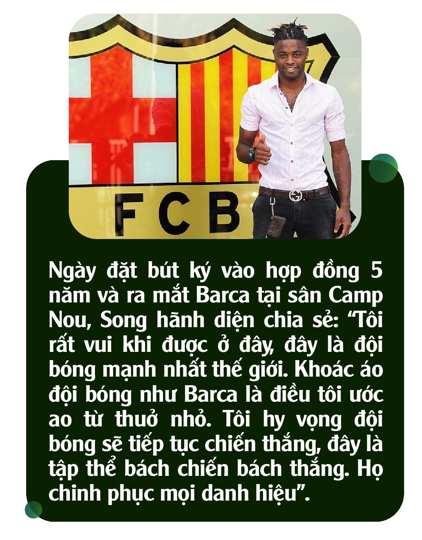 Alex Song: Ký ức nghèo khó và giấc mơ triệu phú đè nát 1 tài năng - Ảnh 5.