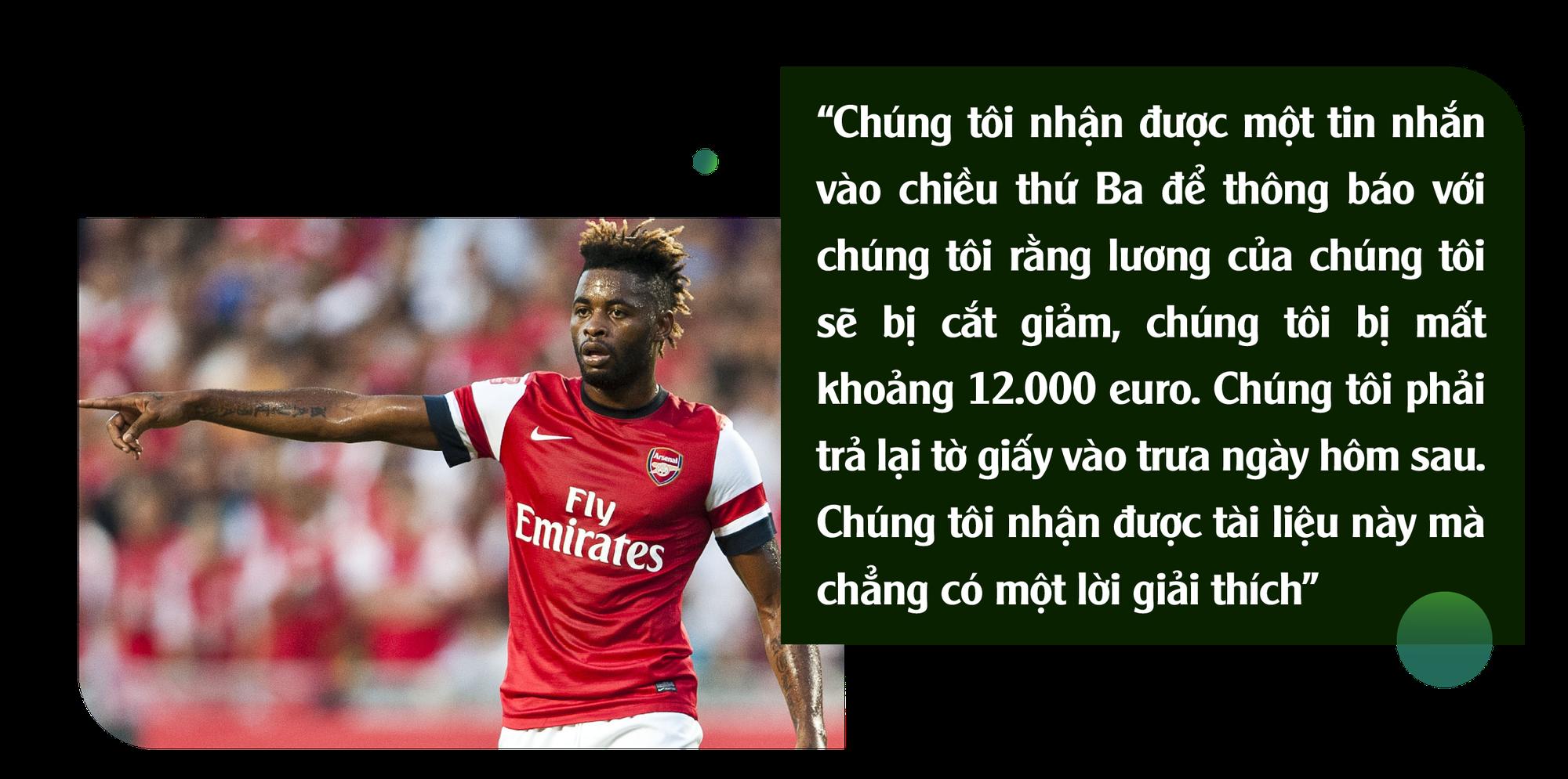 Alex Song: Ký ức nghèo khó và giấc mơ triệu phú đè nát 1 tài năng - Ảnh 14.