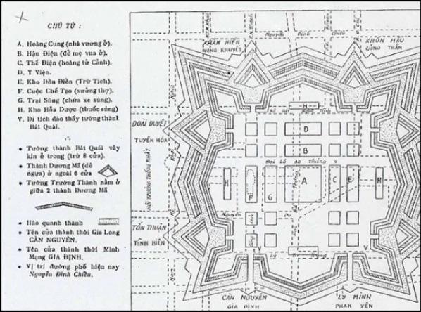 Bí ẩn truyền thuyết chim Hạc giúp Vua Gia Long tìm đất quý xây thành - Ảnh 7.