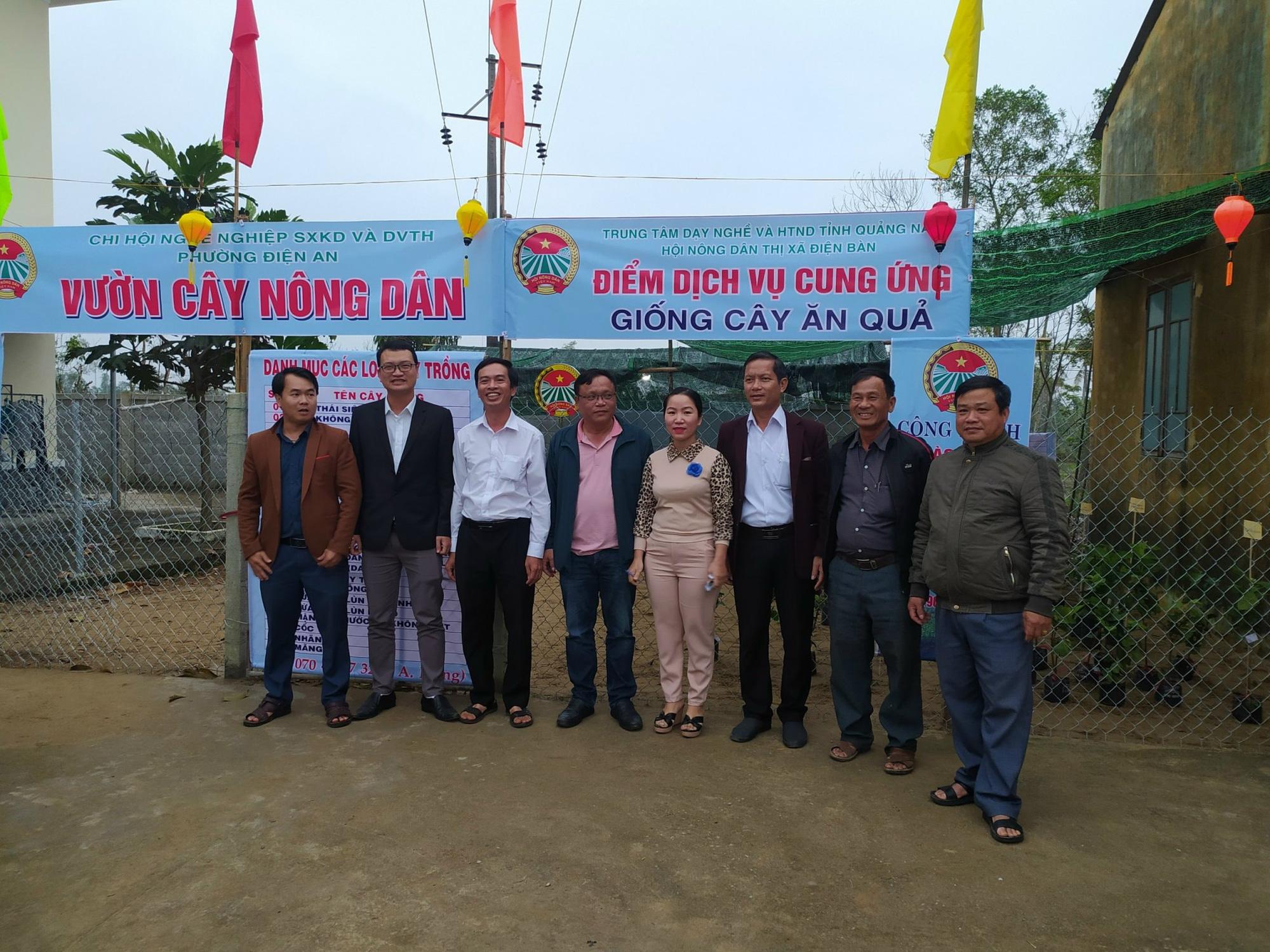 Quảng Nam: Hội Nông dân thị xã Điện Bàn đã làm gì mà dẫn đầu toàn tỉnh  - Ảnh 6.