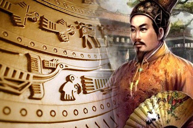 Bí ẩn truyền thuyết chim Hạc giúp Vua Gia Long tìm đất quý xây thành - Ảnh 1.