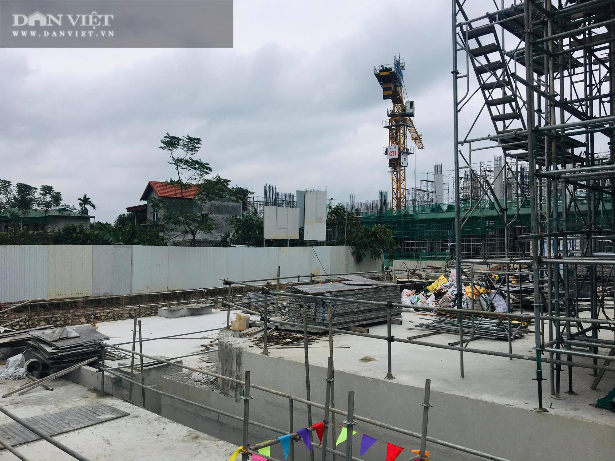 Phú Thọ: Dự án Whyndham từ giao bán trái phép, chưa có đánh giá ĐTM và hơn 10 nhà dân bị nứt - Ảnh 1.