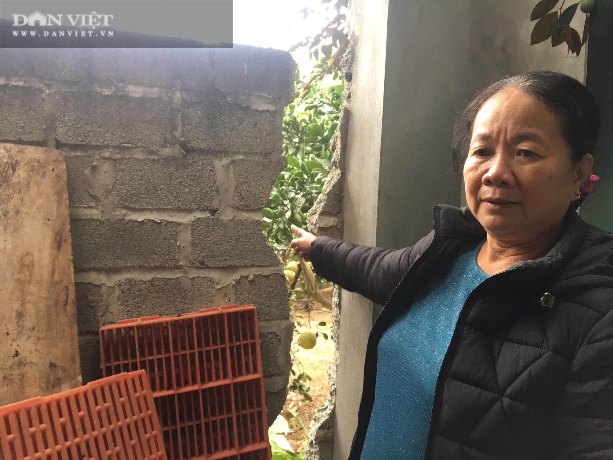 Phú Thọ: Dự án Whyndham từ giao bán trái phép, chưa có đánh giá ĐTM và hơn 10 nhà dân bị nứt - Ảnh 3.