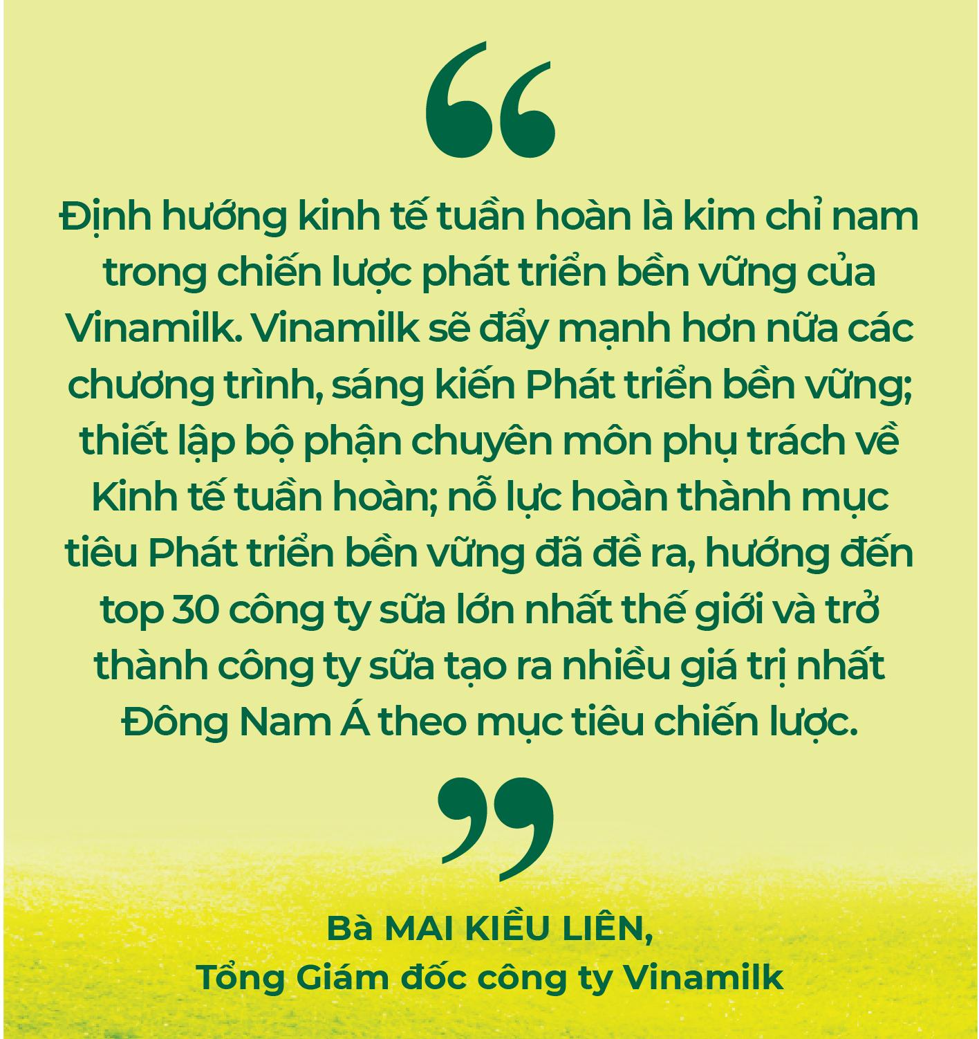 Vinamilk vững vàng vị trí dẫn đầu Top 100 doanh nghiệp bền vững Việt Nam năm 2020 - Ảnh 2.